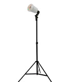 45W Photo Lighting Master Slave Strobe Flash Light