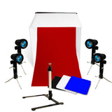 Table Top Photo Photography Studio Lighting Light Tent Kit, Camera Tripod