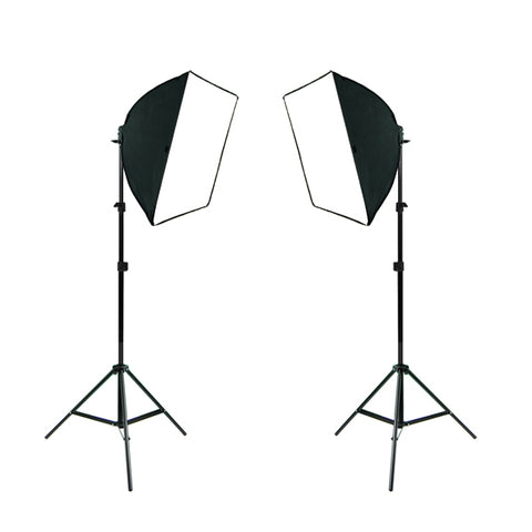 photography Continuous Video Light Lighting Kit