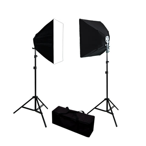 Video Studio Photography Softbox Light Kit Video Lighting Kit