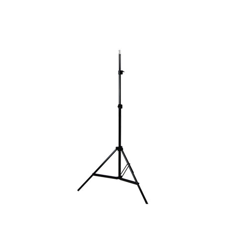 3 Sections Photo Studio Tripod Light Stand Black