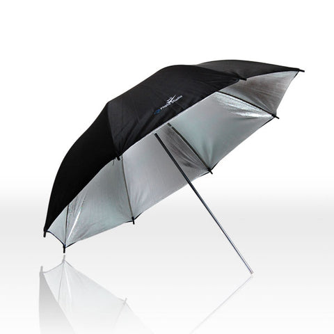 "33"" Black/ Silver Umbrella Reflector"