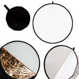 5-in-1 Collapsible Multi-Disc Light Reflector