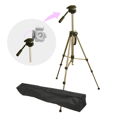 Premium Video/ Photo Digital Complete Tripod