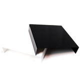 Acrylic Black/ White Display Table Combo