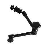 Magic Arm for Hot Shoe Mounts to Work with LED lights and Other Camera Accessories