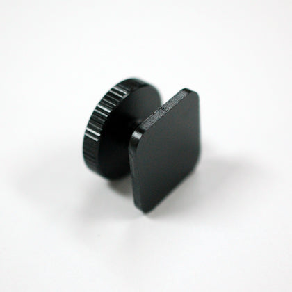 1/4 Single Screw Hole to Camera Flash Hot Shoe Mount Adapter