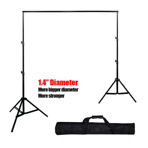 Premium Heavy Duty Backdrop Support System 10, 12ft (2 Options)
