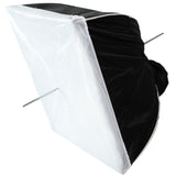 "24"" Golden Square Softbox Reflector Umbrella"