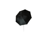 Black/ Gold Reflective Photo Studio Umbrella