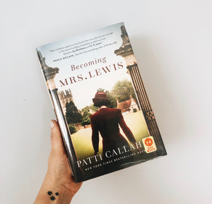 Book Review: Becoming Mrs. Lewis by Patti Callahan