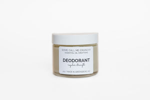 How To: Transitioning to a Natural Deodorant