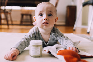 All Natural Baby Skin Care