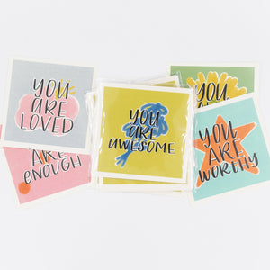 Affirmation Card Set