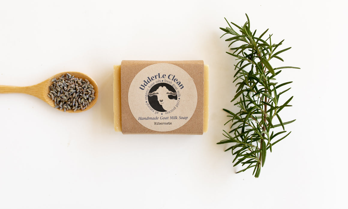 Holiday Soaps~ Winter Woods + Hibernate