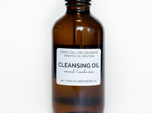Cleansing Oil ~ Normal/Combination Skin