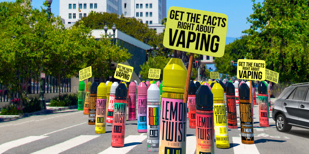 Truth Is Power: Get the Facts Right about Vaping