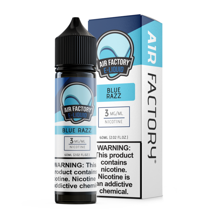 Blue Razz 60ML By Air Factory