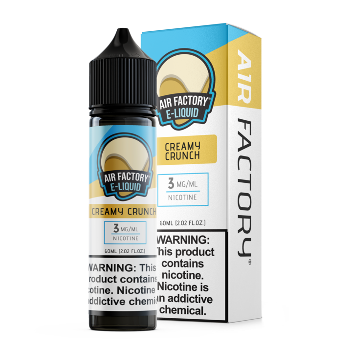 Creamy Crunch 60ML By Air Factory