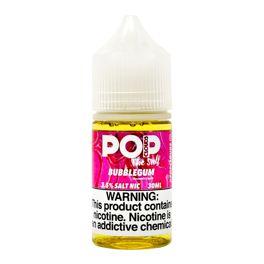 Bubblegum 30ML Nic Salt By Pop Clouds The Salt E-Liquid