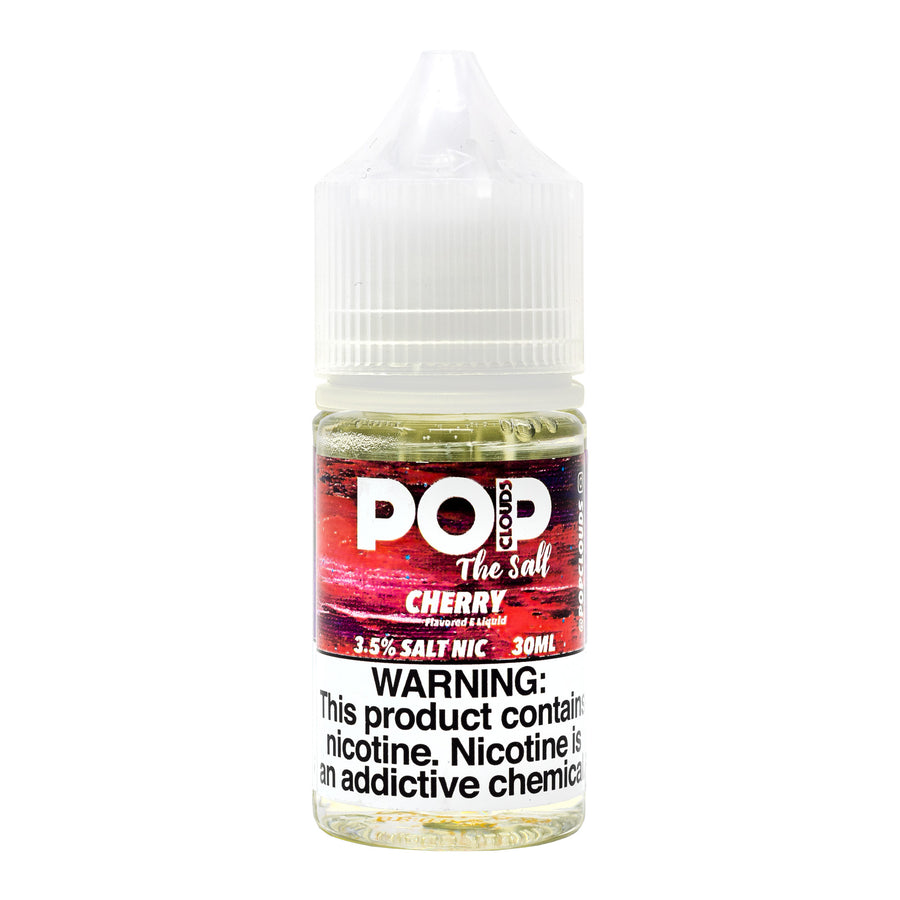 Cherry 30ML Nic Salt By Pop Clouds The Salt E-Liquid