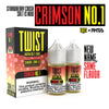 Strawberry Crush Lemonade is now Crimson No.1 Salt 60ML By Twist E-Liquids