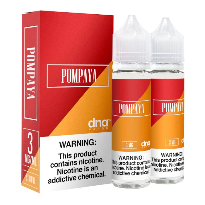Pompaya 120ML By DNA Vapor - E-Juice - Vape Juice