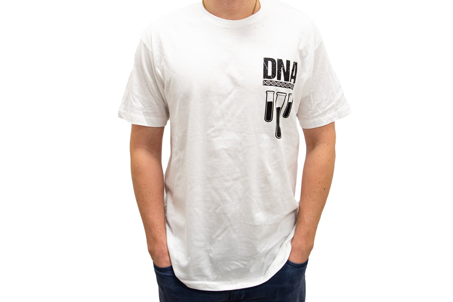 DNA White T-shirt