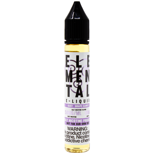 Salt Gust 30ML By Elemental E-Liquid