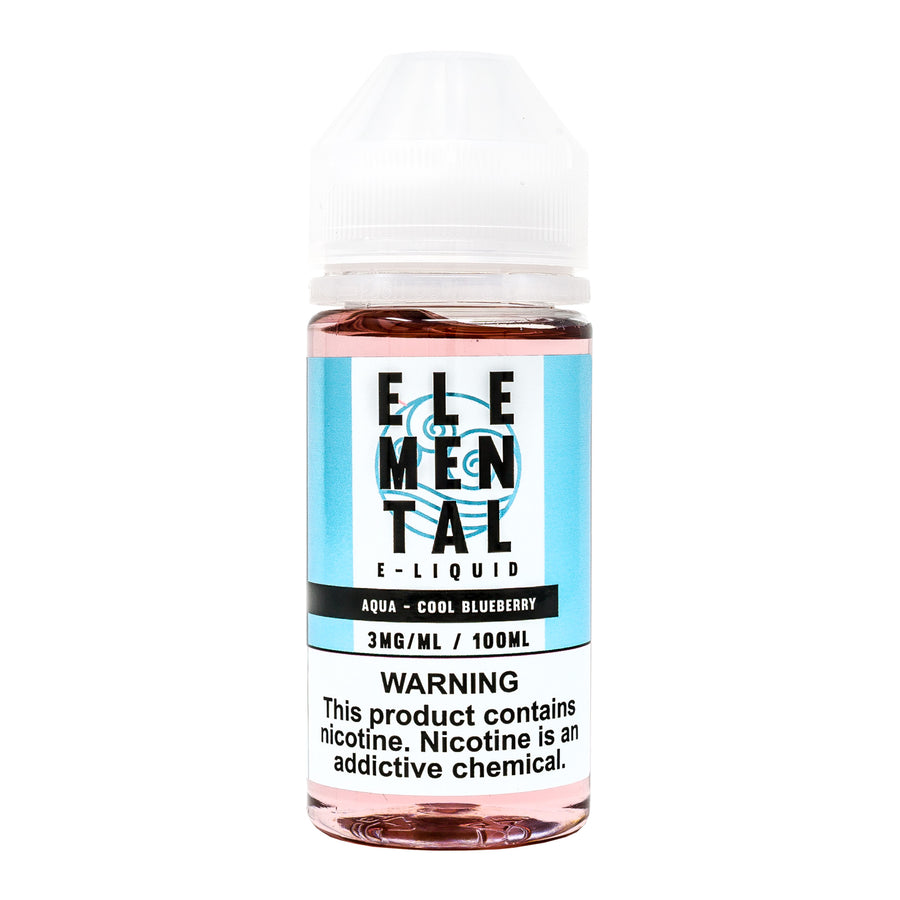 Aqua 100ML By Elemental E-Liquid