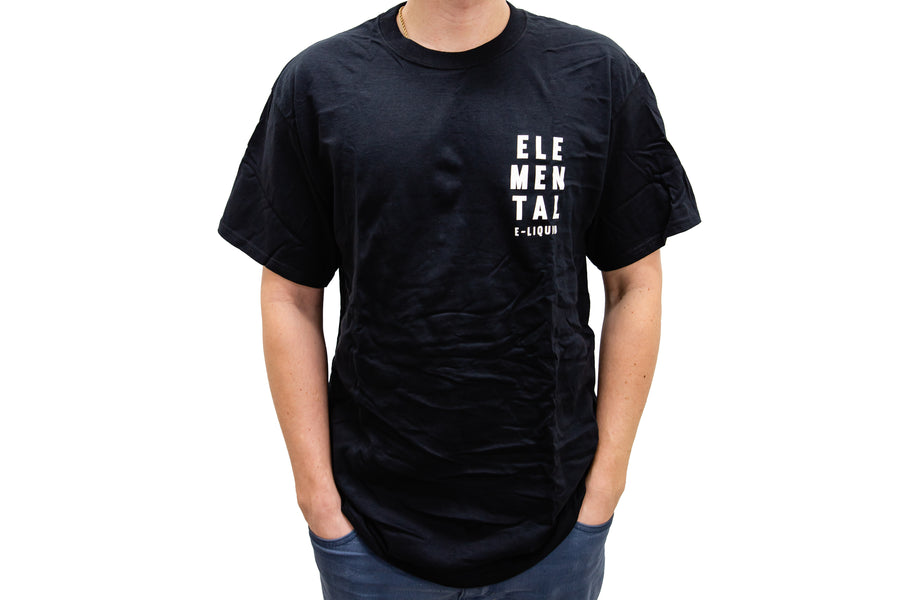 Elemental Black T-shirt