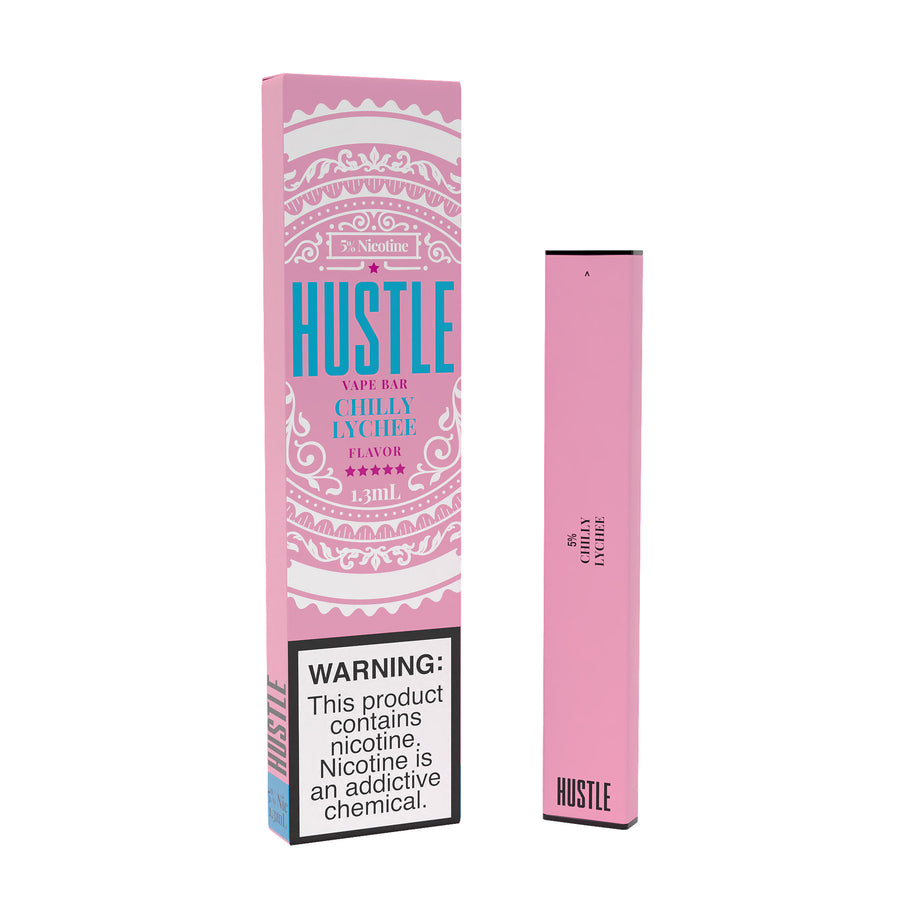 Chilly Lychee Disposable by Hustle