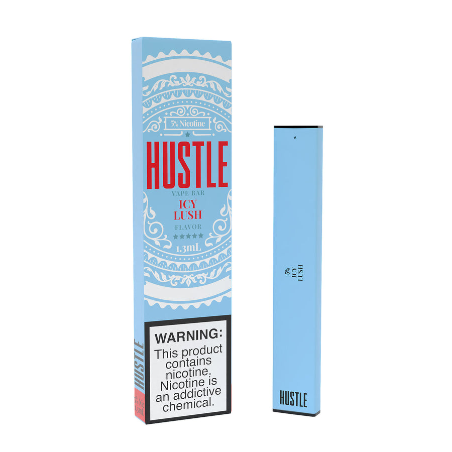 Icy Lush Disposable by Hustle