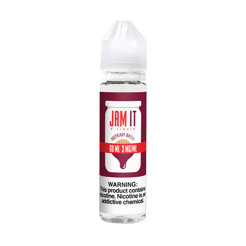 Raspberry Waffle By Jam It E-Liquid