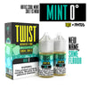 Artic Cool Mint is now Mint 0 Salt By Twist E-liquids