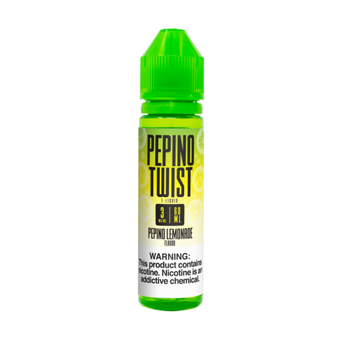 Pepino Lemonade 60ML By Twist E-Liquids