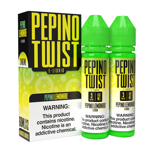 Pepino Lemonade 120ML By Twist E-Liquids