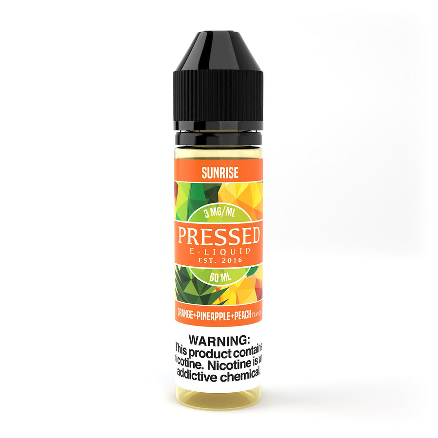 Sunrise 60ML By Pressed E-Juice