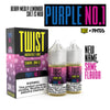Berry Twist  is now Purple No. 1 60ML By Twist E-liquids