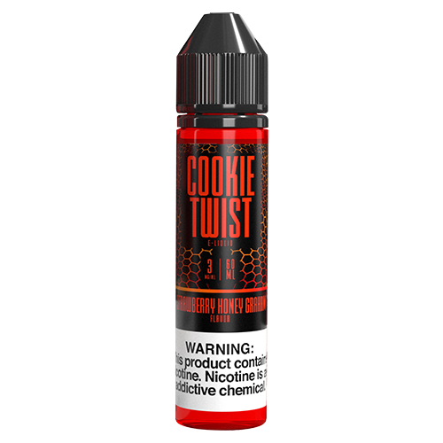 Strawberry Honey Graham 60ML By Twist E-Liquids