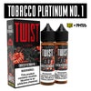Tobacco Platinum No.1 120ML By Twist E-Liquids
