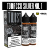 Tobacco Silver No.1 120ML By Twist E-Liquids