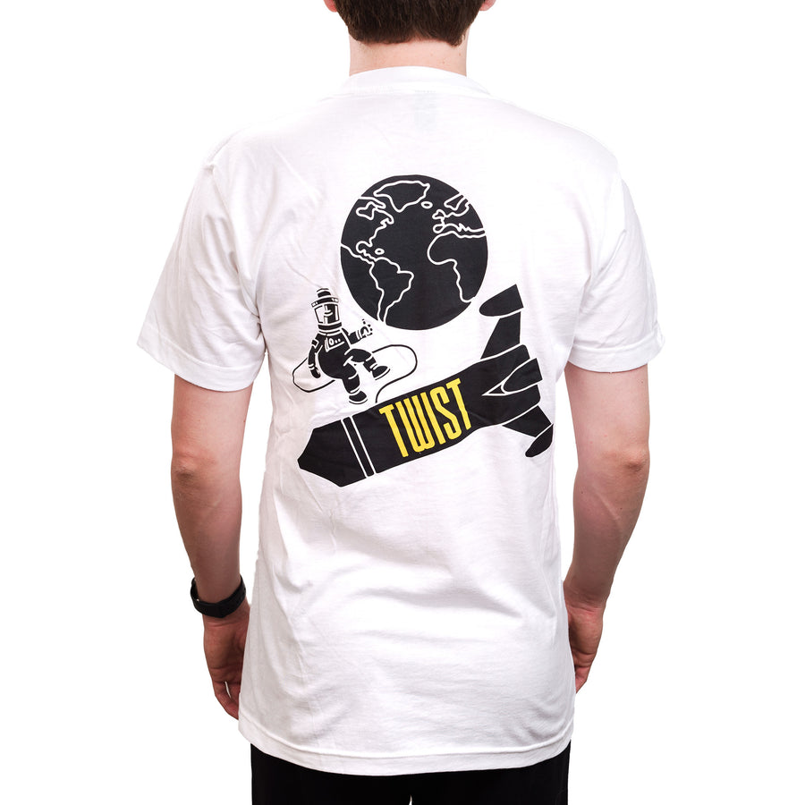 Space Man T-shirt By Twist E-liquid