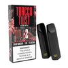 Cherry Tobacco Disposable 2 Packs by TWST E-liquids