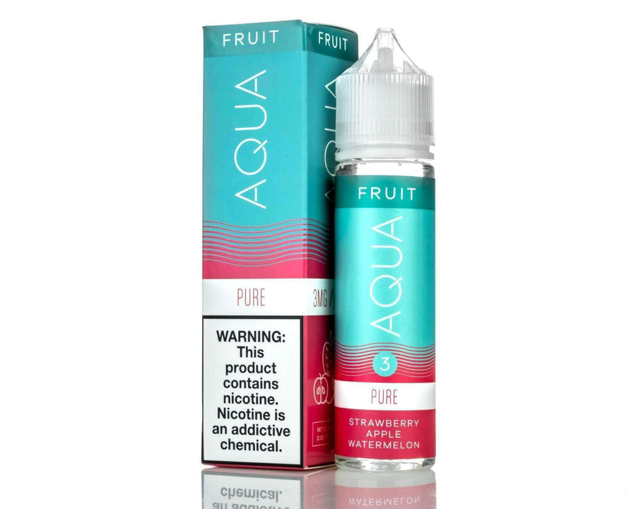 Pure 60ML by Aqua E-Liquid