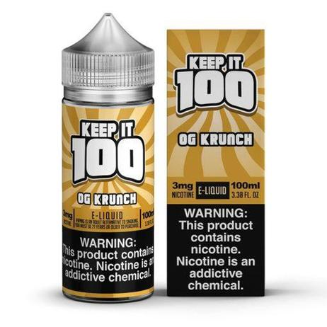 OG Krunch 100ML by Keep It 100