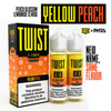 Peach Blossom Lemonade is now Yellow Peach 120ML By Twist E-Liquids