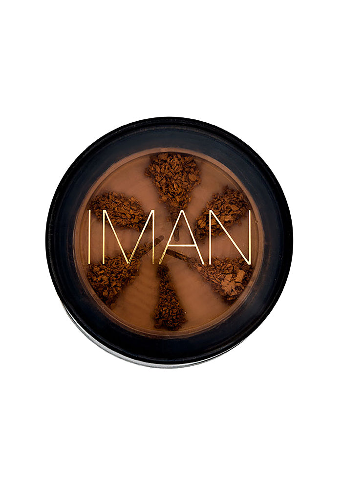 Second to None Semi-Loose Powder, Makeup, Iman Cosmetics, IMAN Cosmetics - IMAN Cosmetics