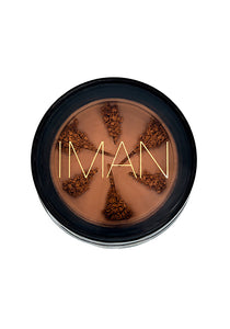 Second to None Semi-Loose Powder, Makeup, Iman Cosmetics, Impala Inc  - IMAN Cosmetics