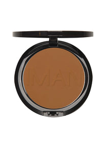 Luxury Pressed Powder, Makeup, Iman Cosmetics, IMAN Cosmetics - IMAN Cosmetics